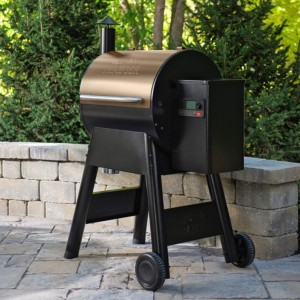 Traeger Grills TFB57GZEO Pro Series 575 Grill, Smoker-Best Smoker Grill Combo