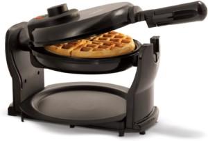 cast iron waffle maker