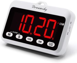 DreamSky Digital Kitchen Timer