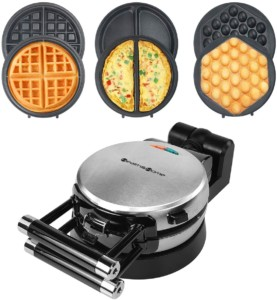 Health and Home Bubble Waffle Maker