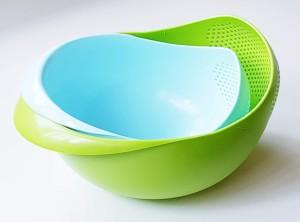 Japanese Design Pasta Washing Bowl