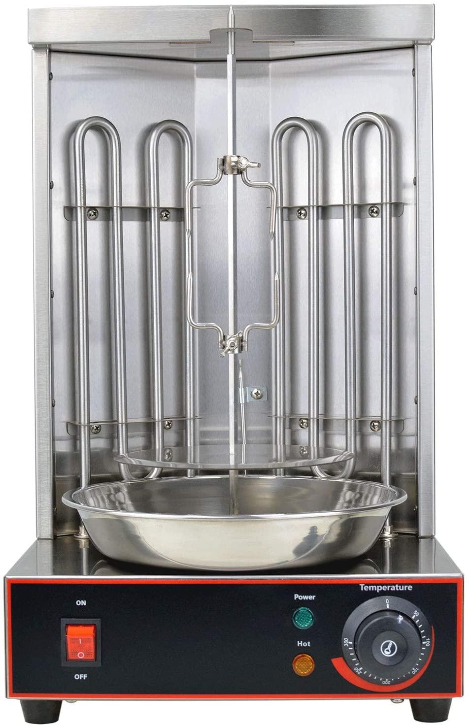 Li Bai Doner Vertical Commercial Rotisserie