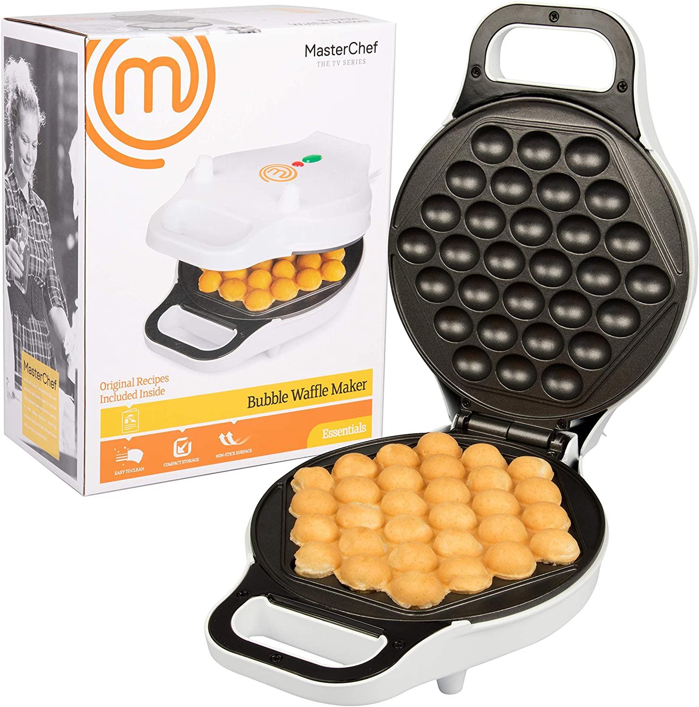 MasterChef Bubble Waffle Maker