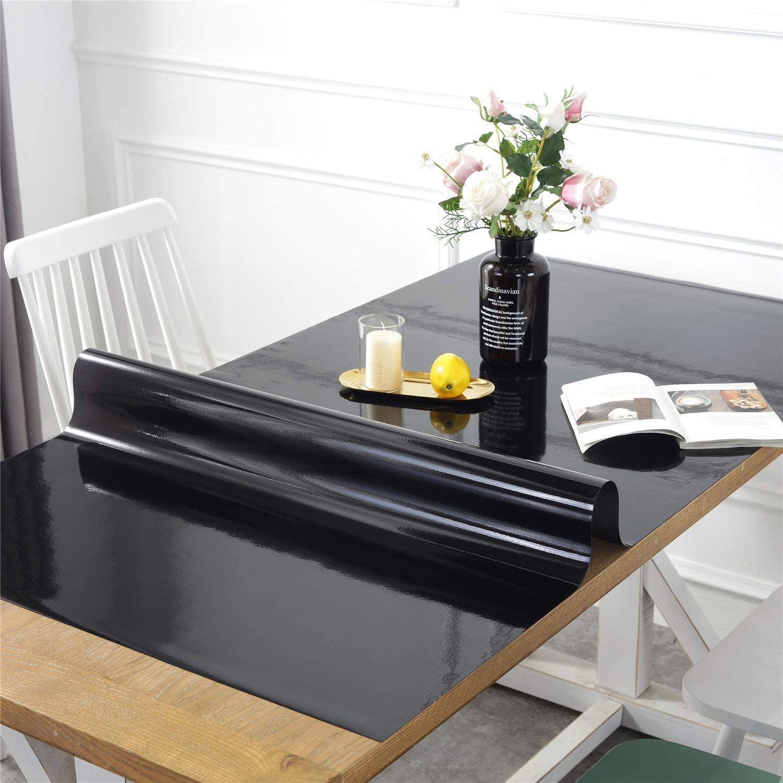 Ostepdecor Custom Black Table Pad