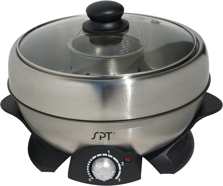 SPT Shabu Shabu Multi Cooker