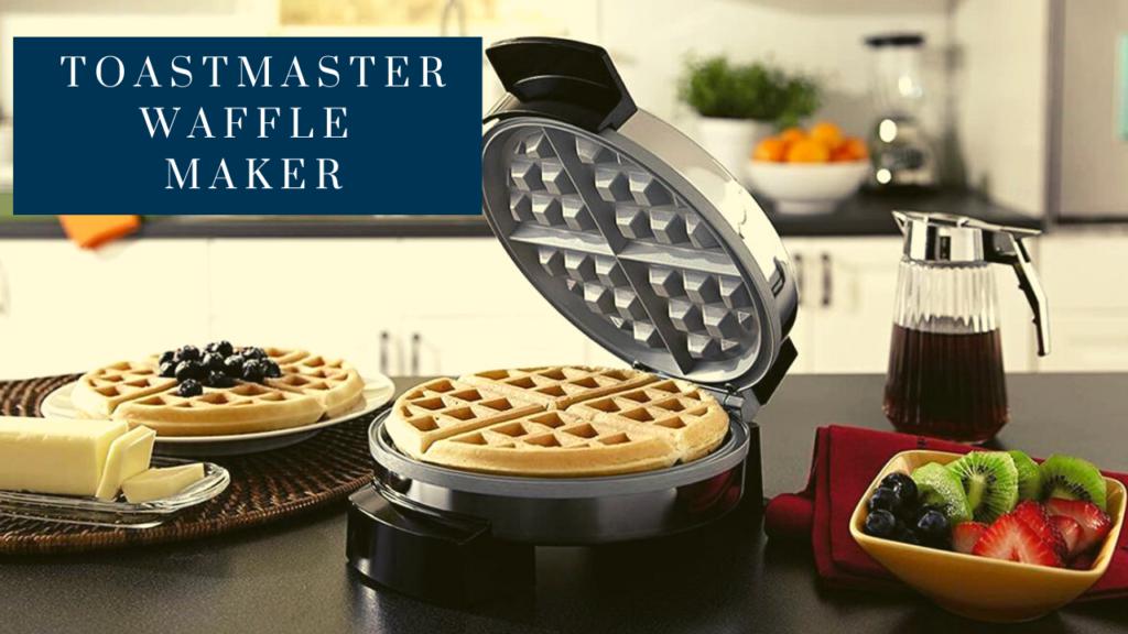 Toastmaster Waffle Maker