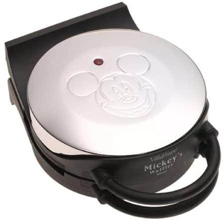 VillaWare V5555-01 Mickey Waffle Maker