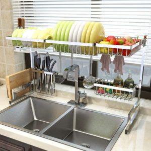PUSDON dish drying rack